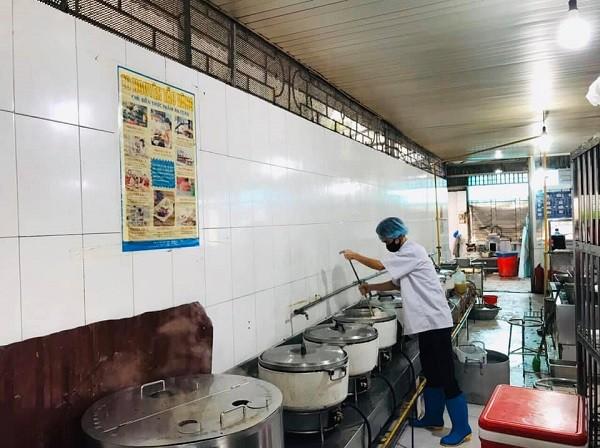 19 nhân viên Công ty TNHH Trường Sinh cung cấp suất ăn ở BV Nội tiết Trung ương đều âm tính với Covid-19