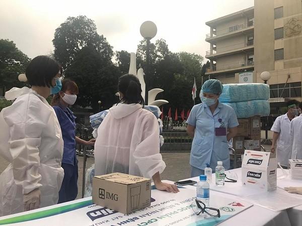 Chiều 30-3, có thêm 8 ca mắc Covid-19 có liên quan đến ổ dịch tại Bệnh viện Bạch Mai