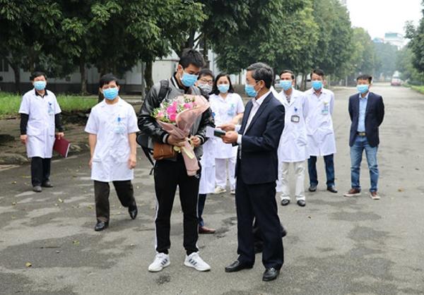 Đến nay đã có 56 bệnh nhân Covid-19 ở Việt Nam được công bố khỏi bệnh
