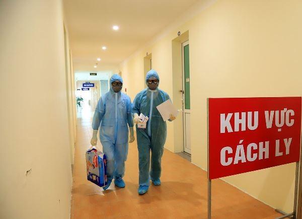 Cán bộ y tế tham gia phòng chống dịch Covid-19 sẽ được cách ly tại khách sạn
