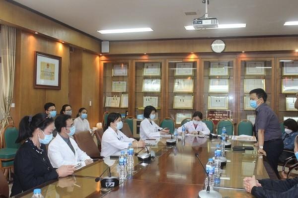 Tổng biên tập Báo ANTĐ Nguyễn Thanh Bình phát biểu tại buổi trao tặng