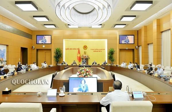 Chủ tịch Quốc hội Nguyễn Thị Kim Ngân sẽ tham dự, phát biểu khai mạc phiên họp 44