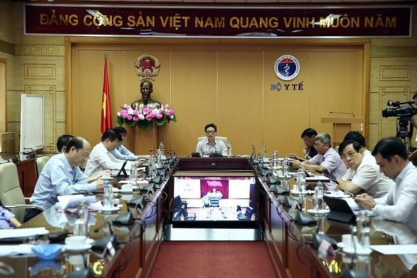 Ban Chỉ đạo Quốc gia họp, bàn thảo về việc nới lỏng hơn các hoạt động tập trung đông người