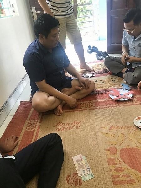 Huyện Quốc Oai xử lý nghiêm Chủ tịch xã đánh bạc và các đảng viên vi phạm