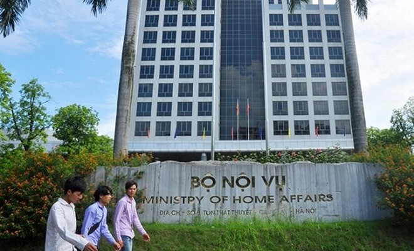 Bộ Nội vụ đã có báo cáo thực hiện Nghị quyết của Quốc hội về hoạt động chất vấn và trả lời chất vấn (Ảnh minh họa)