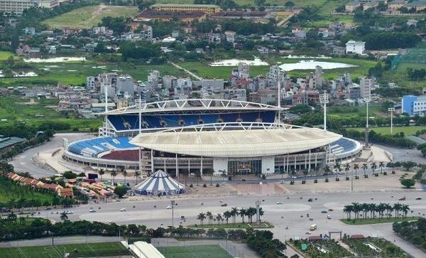 Bí thư Thành ủy Hà Nội đồng ý về chủ trương với đề xuất nghiên cứu xây dựng Quảng trường Văn hóa – Thể thao Thanh niên ở Mỹ Đình