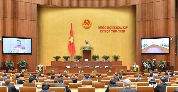 Vào ngày mai, 8-6, Quốc hội tiếp tục bước vào đợt làm việc thứ 2 của kỳ họp thứ 9