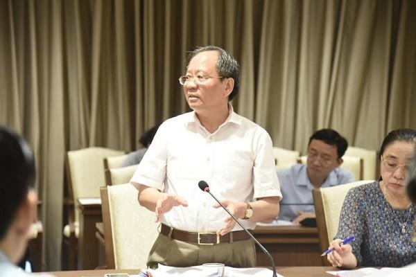 Thứ trưởng Bộ Tài chính