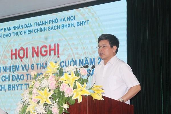 """Hà Nội: """"Điểm mặt"""" 10 quận, huyện khó đạt các chỉ tiêu về bảo hiểm xã hội ảnh 2"""