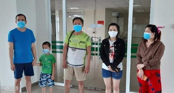 5 bệnh nhân Covid-19 được công bố khỏi bệnh ngày 29-6