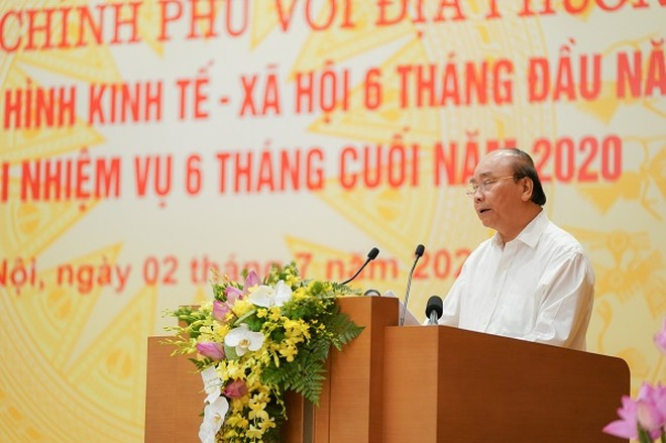 Thủ tướng phát biểu khai mạc hội nghị