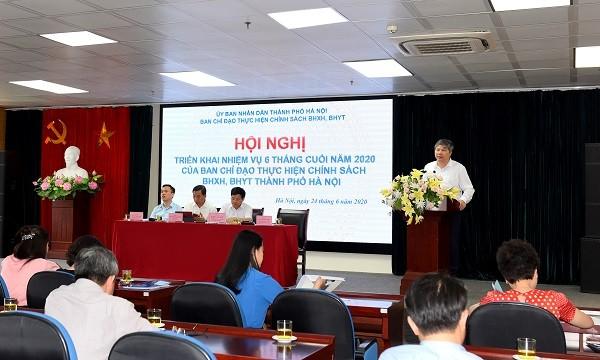 BHXH Hà Nội sẽ tăng cường rà soát, kiểm tra các đơn vị nợ đọng, trốn đóng