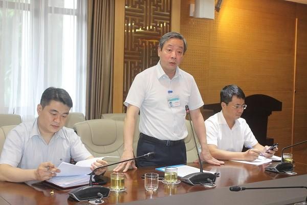 Phó Chánh Văn phòng HĐND TP Hà Nội