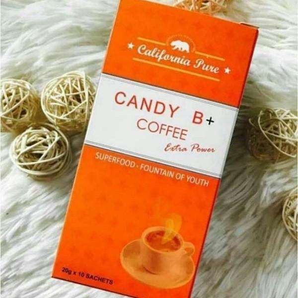 Sản phẩm Candy B+ Coffee Extra Power chứa tân dược được cảnh báo