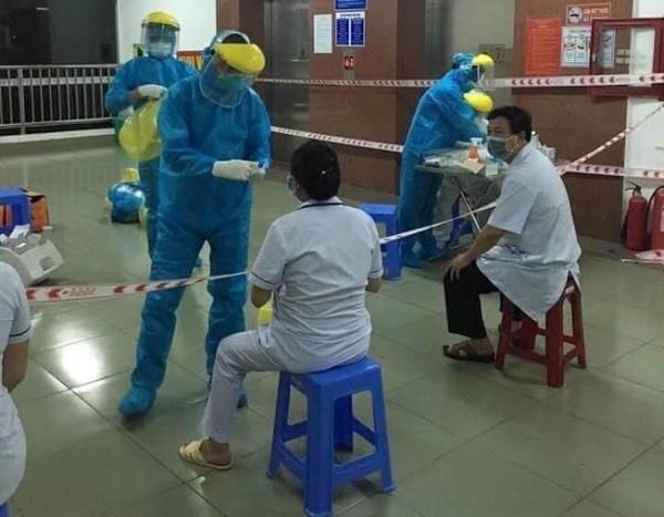 Bệnh viện C Đà Nẵng được khoanh vùng cách ly ở phạm vi hẹp sau khi có ca nghi mắc Covid-19