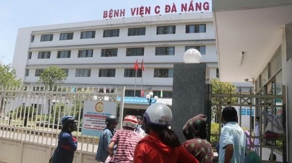 Bệnh nhân T.V.D mắc Covid-19 đang điều trị tại Bệnh viện C Đà Nẵng