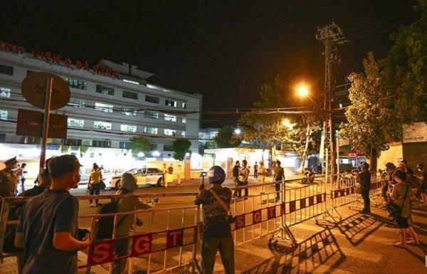 3 bệnh viện lớn ở Đà Nẵng đang bị phong tỏa toàn bộ vì Covid-19