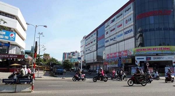 Chợ tự phát trên đường Hải Phòng (Đà Nẵng) có dịch tễ liên quan đến bệnh nhân Covid-19