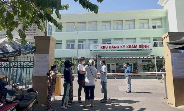 Bệnh viện Đà Nẵng đang điều trị nhiều bệnh nhân Covid-19 (Ảnh minh họa)