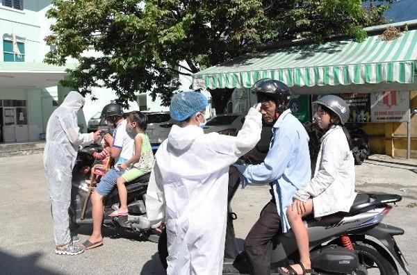Tăng cường kiểm soát, phòng chống dịch Covid-19 ở Đà Nẵng