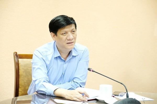 Quyền Bộ trưởng Y tế Nguyễn Thanh Long đánh giá đợt dịch này rất phức tạp