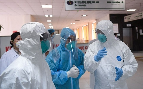 Thêm 1 nhân viên y tế và 9 người liên quan tới Bệnh viện Đà Nẵng mắc Covid-19