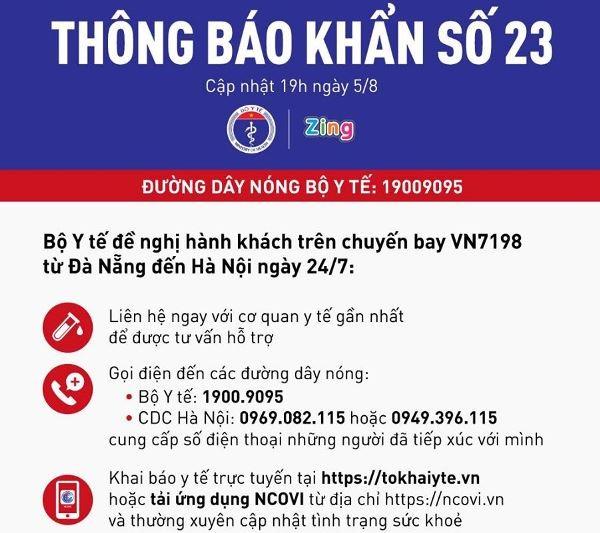 Từ sân bay Nội Bài về, hai bệnh nhân Covid-19 ở Bắc Giang đã đi những đâu?