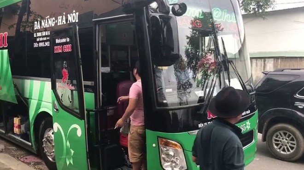 7 người Hà Nội đi cùng chuyến xe khách với bệnh nhân Covid-19 từ Đà Nẵng ra bến xe Nước Ngầm (Ảnh minh họa)