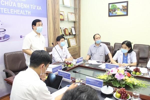 Cục trưởng Cục Quản lý Khám chữa bệnh Lương Ngọc Khuê