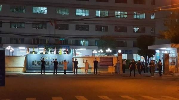 Bệnh viện C Đà Nẵng mở cửa trở lại lúc 0h ngày 8-8, sau thời gian bị phong tỏa vì Covid-19