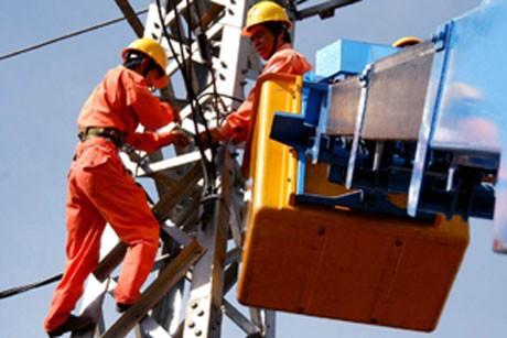 Giá bán điện bình quân là 1.622,05 đồng/kWh từ 16-3