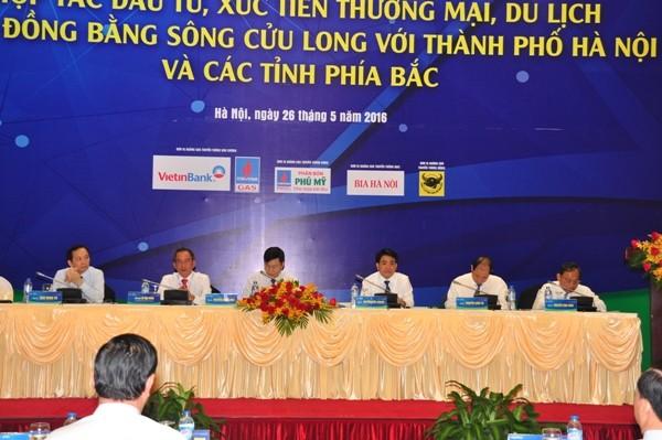 Hợp tác đầu tư, thương mại, du lịch giữa Hà Nội và đồng bằng sông Cửu Long sẽ chặt chẽ, hiệu quả hơn