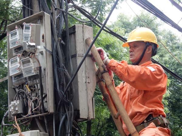 EVN đáp ứng đủ nhu cầu điện cho đất nước