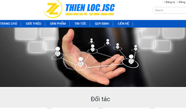 Công ty đa cấp Thiên Lộc có hàng nghìn thành viên tham gia