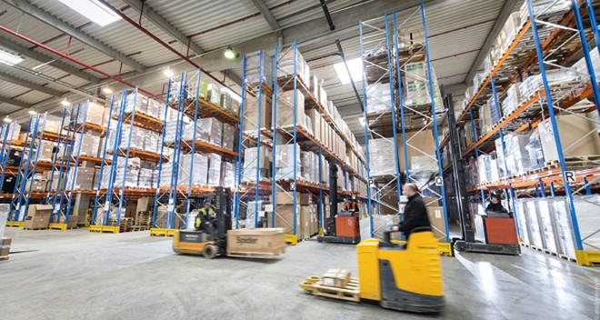 Phát triển logistic để hỗ trợ doanh nghiệp