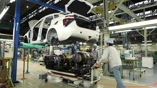Việt Nam chưa có ngành công nghiệp ô tô thực sự