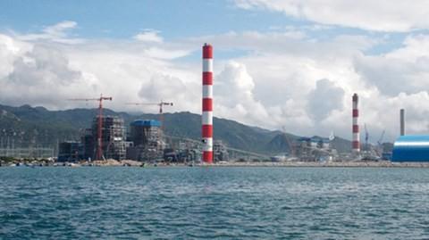 Bùn thải sẽ được đưa về cảng tổng hợp Vĩnh Tân