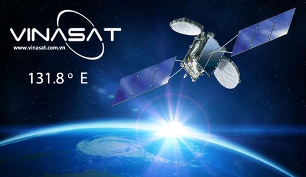 Tỷ lệ lấp đầy của vệ tinh Vinasat-2 mới đạt 30%