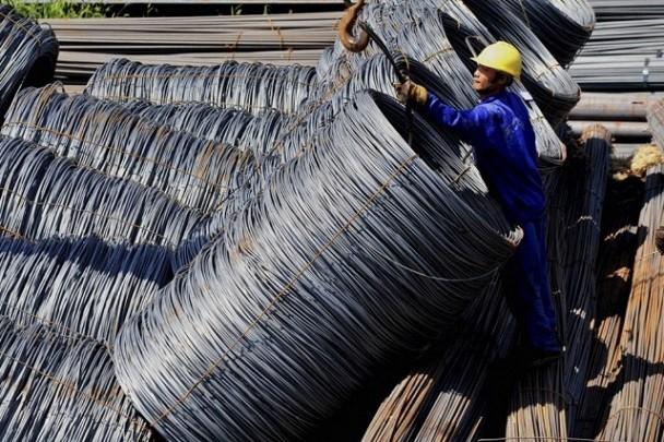 34% thép xuất khẩu sang Hoa Kỳ trùng mã HS với thép nhập từ Trung Quốc