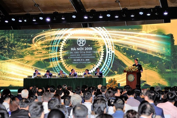Nhà đầu tư khẳng định lựa chọn Hà Nội là quyết định đúng đắn (Ảnh: Phú Khánh)