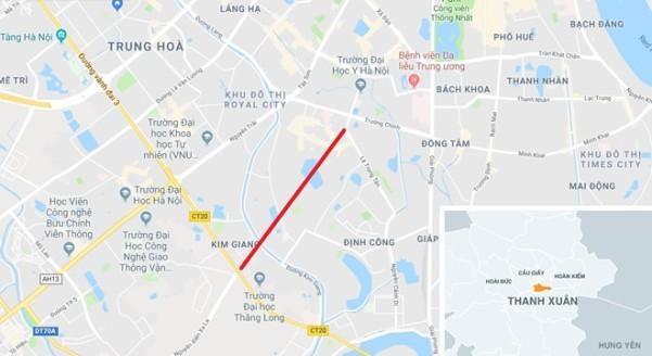 """Dự án BT giao thông tại Hà Nội: Quy trình chặt chẽ, không có chuyện """"đánh đổi đất vàng lấy hạ tầng"""" ảnh 1"""