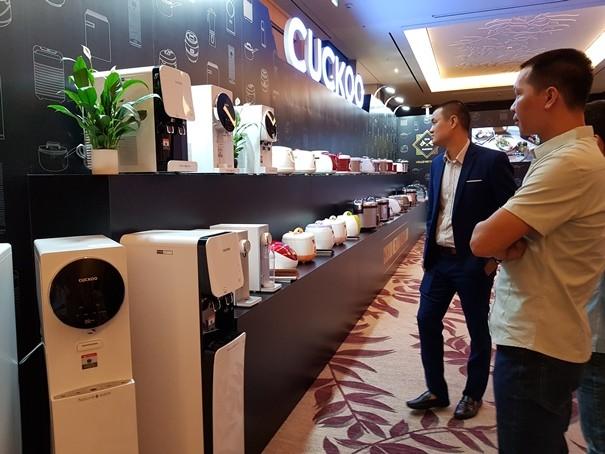 CUCKOO cung cấp nhiều sản phẩm gia dụng phù hợp với nhu cầu của người tiêu dùng