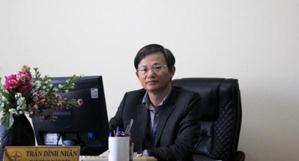 Tân Tổng giám đốc EVN, ông Trần Đình Nhân