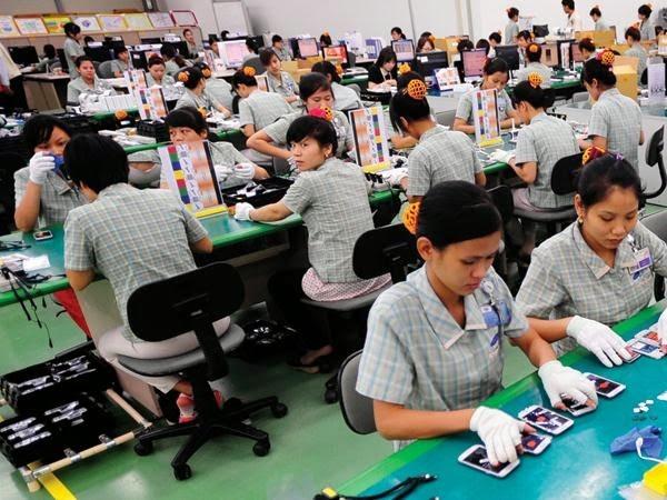 Năm 2019, dự kiến 42 doanh nghiệp Việt Nam sẽ tham gia chuỗi cung ứng của Samsung