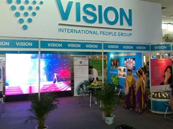 Công ty TNHH Thương mại Vision Việt Nam xin chấm dứt hoạt động