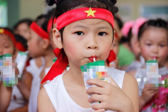 Cần sớm ban hành quy chuẩn cho sữa học đường