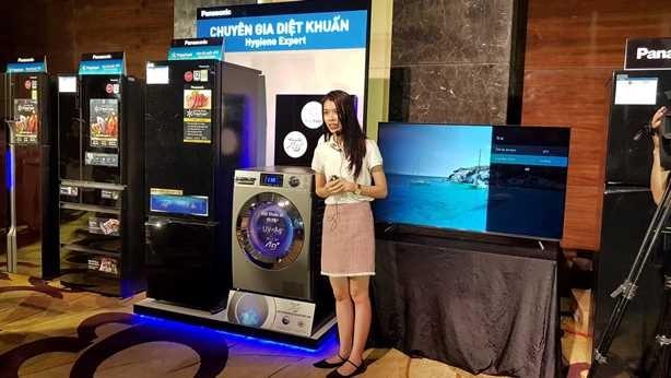 Panasonic giới thiệu các dòng sản phẩm mới, an toàn, thân thiện