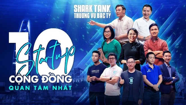 Shark Tank góp phần khơi dậy ý chí khởi nghiệp tại Việt Nam