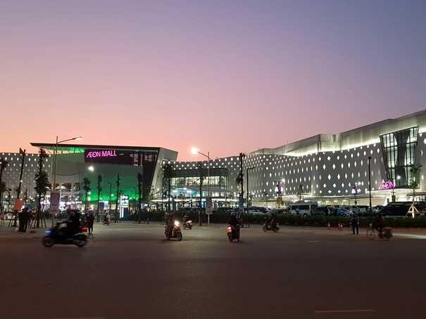 Aeon Mall Hà Đông chính thức đi vào hoạt động từ ngày 5-12