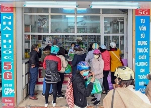 Hành vi tăng giá bán khẩu trang, thiết bị y tế phòng chống dịch viêm phổi Vũ Hán bất hợp lý sẽ bị xử lý nghiêm